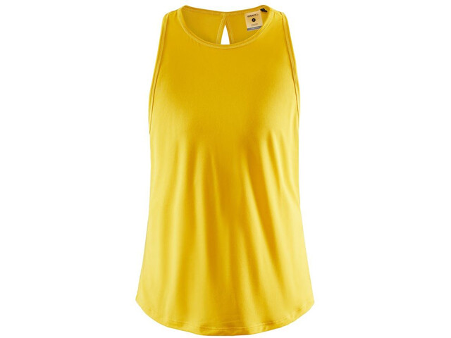Craft Charge Singlet Women, golden